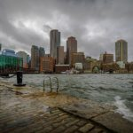 Boston Areas that are Susceptible to Flooding